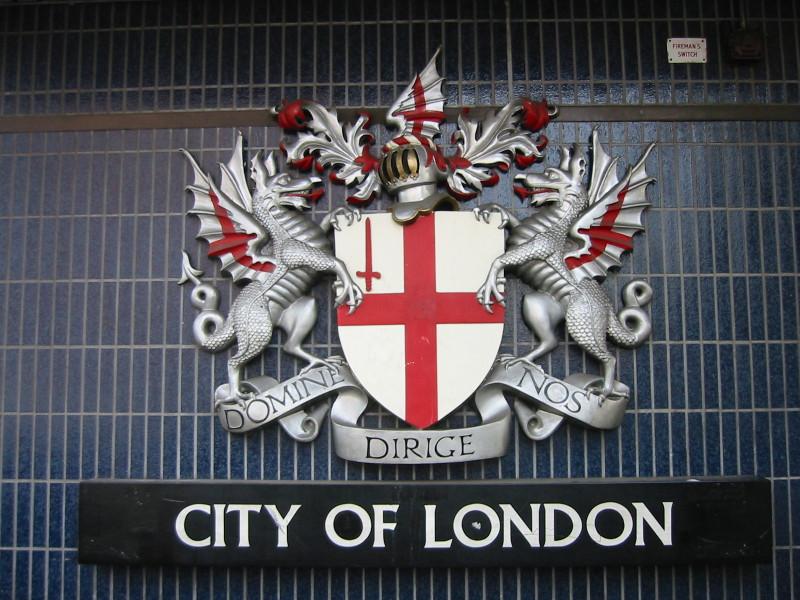 Wappen London Bedeutung